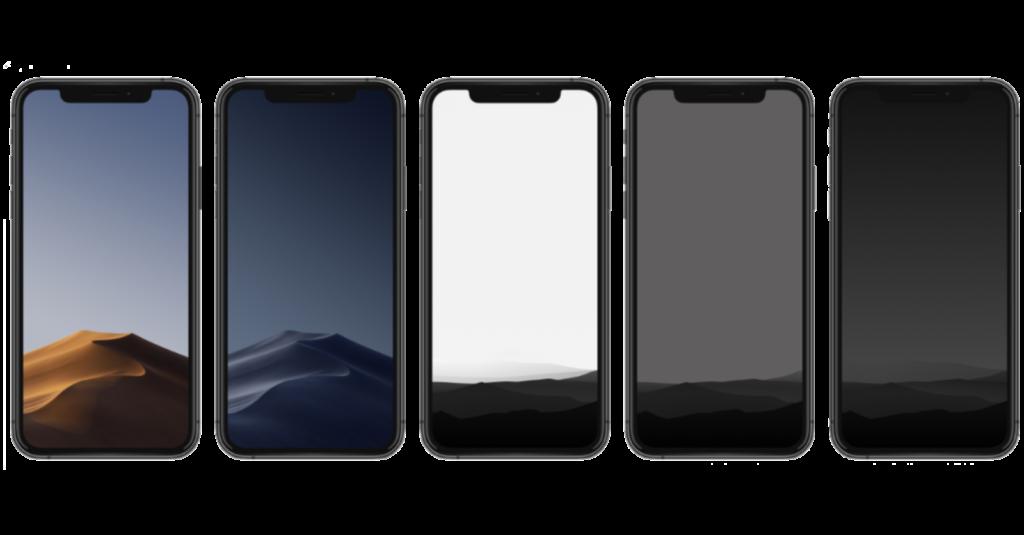Домашний экран iPhone, iPad, Mac