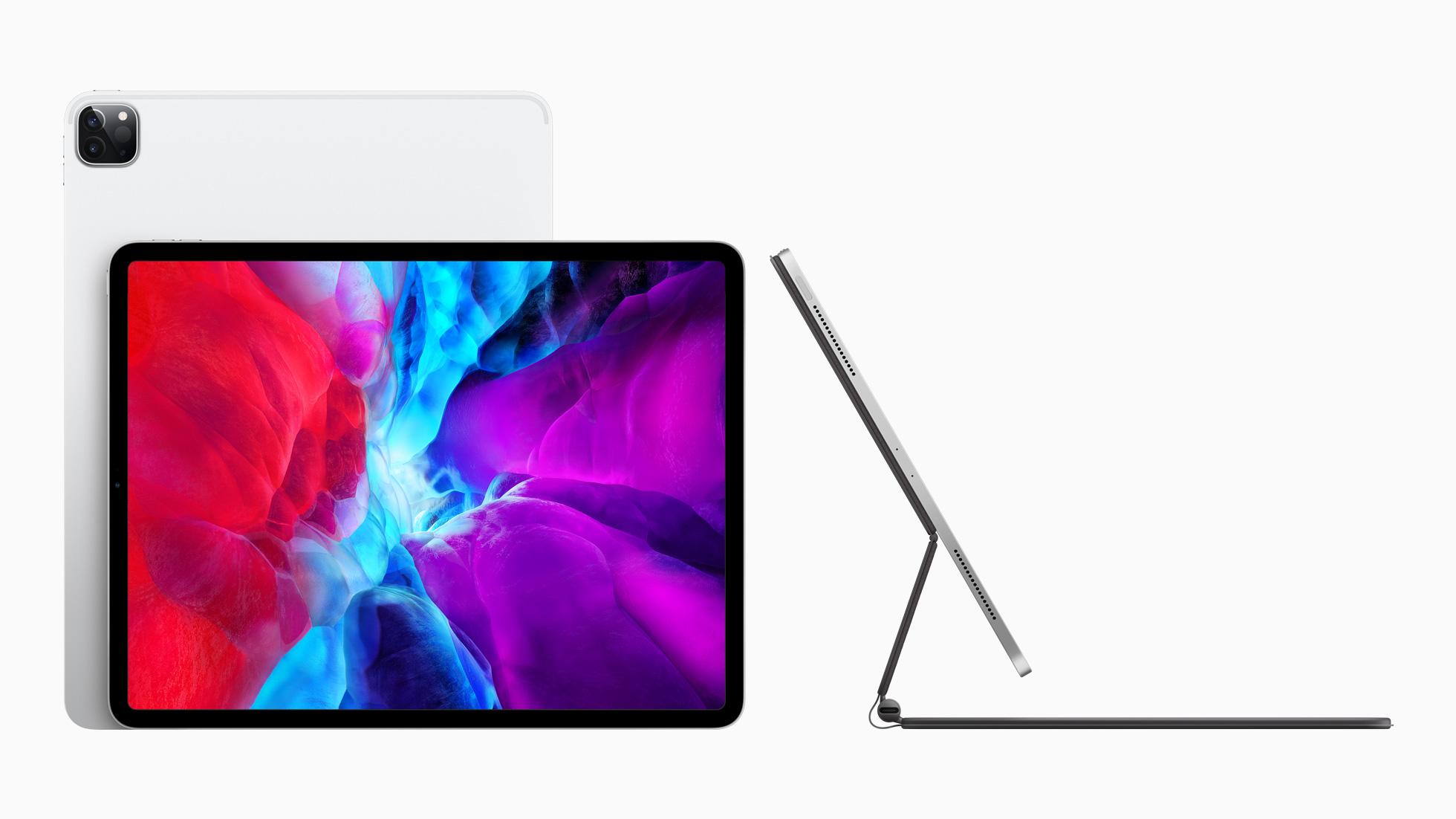 Как на самом деле работает новый трекпад iPad