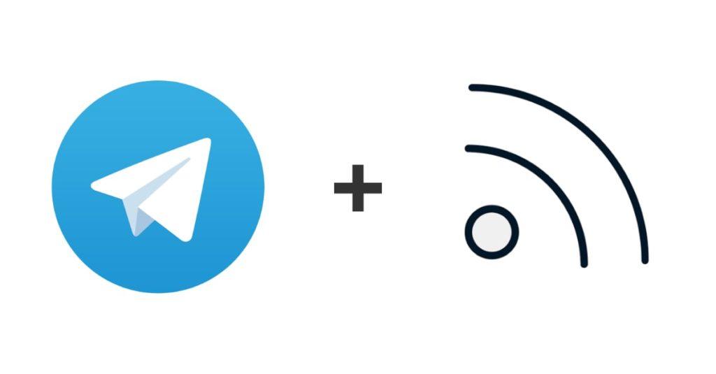 Telegram-channel-to-rss