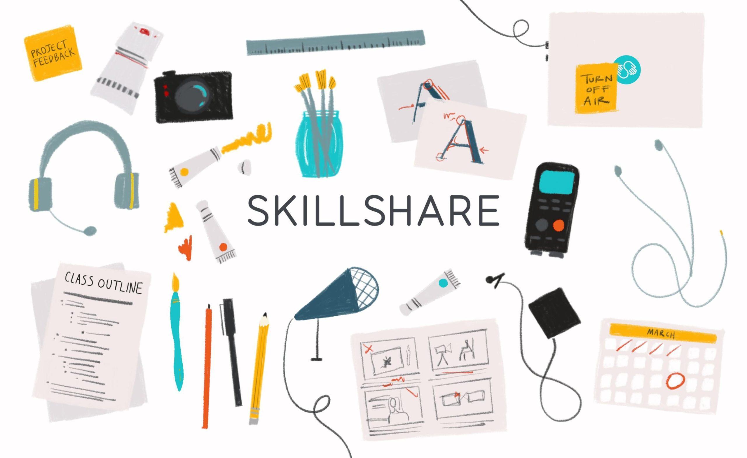 Skillshare – открытие этого года. Как получить 2 месяца премиума Skillshare бесплатно и 3 месяца Todoist Premium в придачу