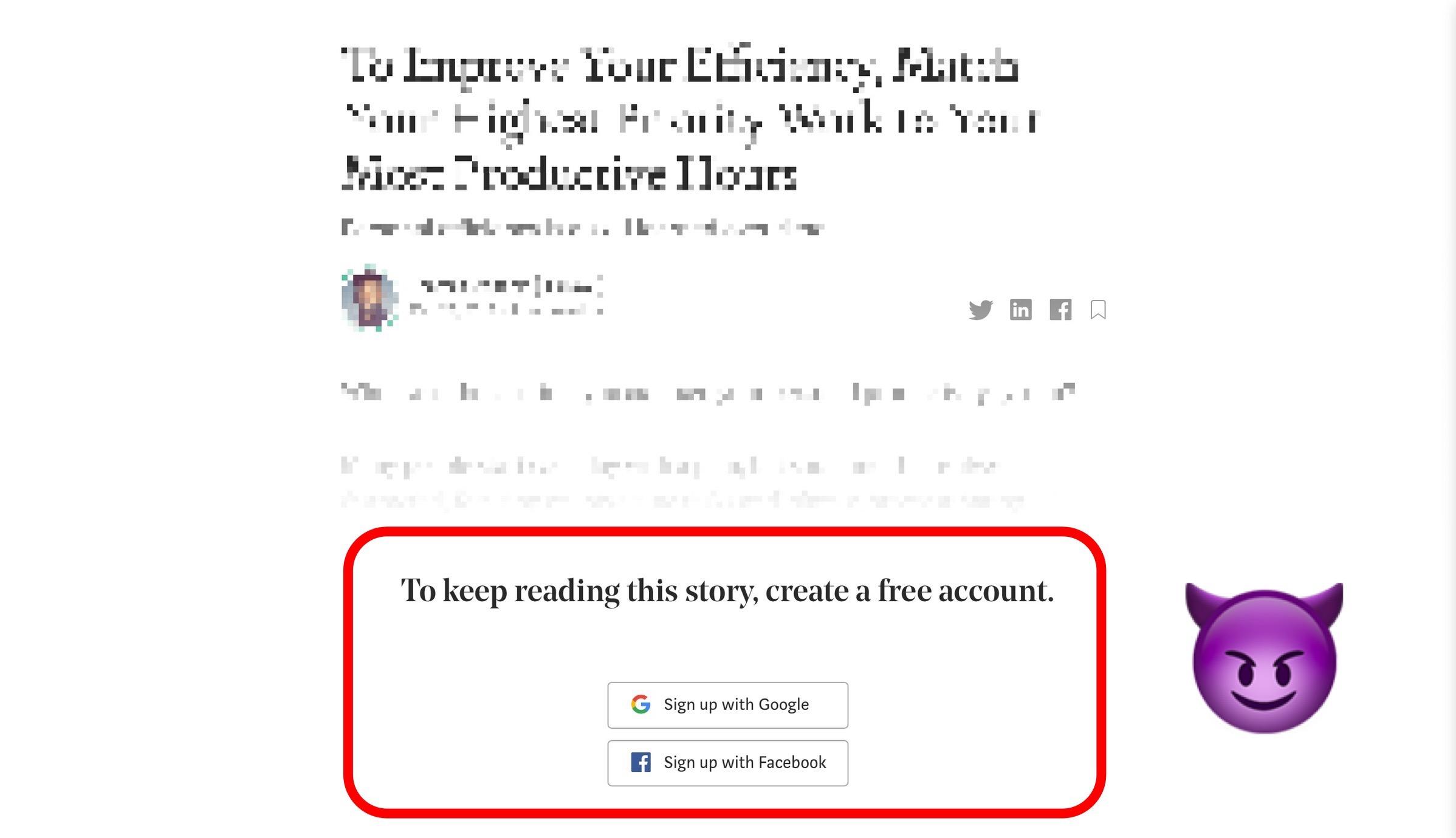 Как бесплатно читать статьи на Medium