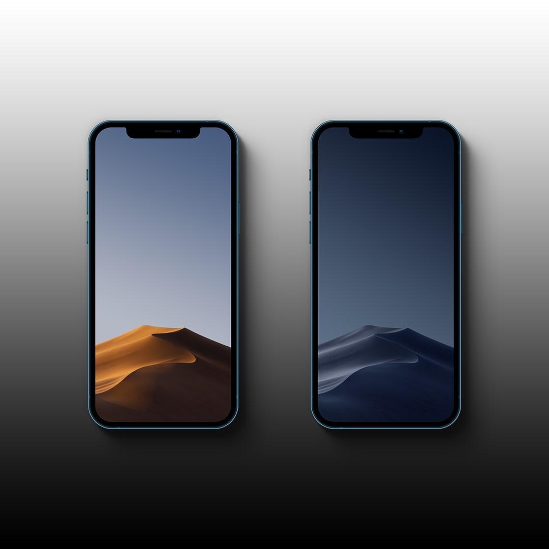 Мои любимые обои для iPhone, iPad и Mac
